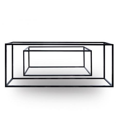 Rama stalowa spawana profil 30/30 malowana proszkowo stelaż stolik stół biurko