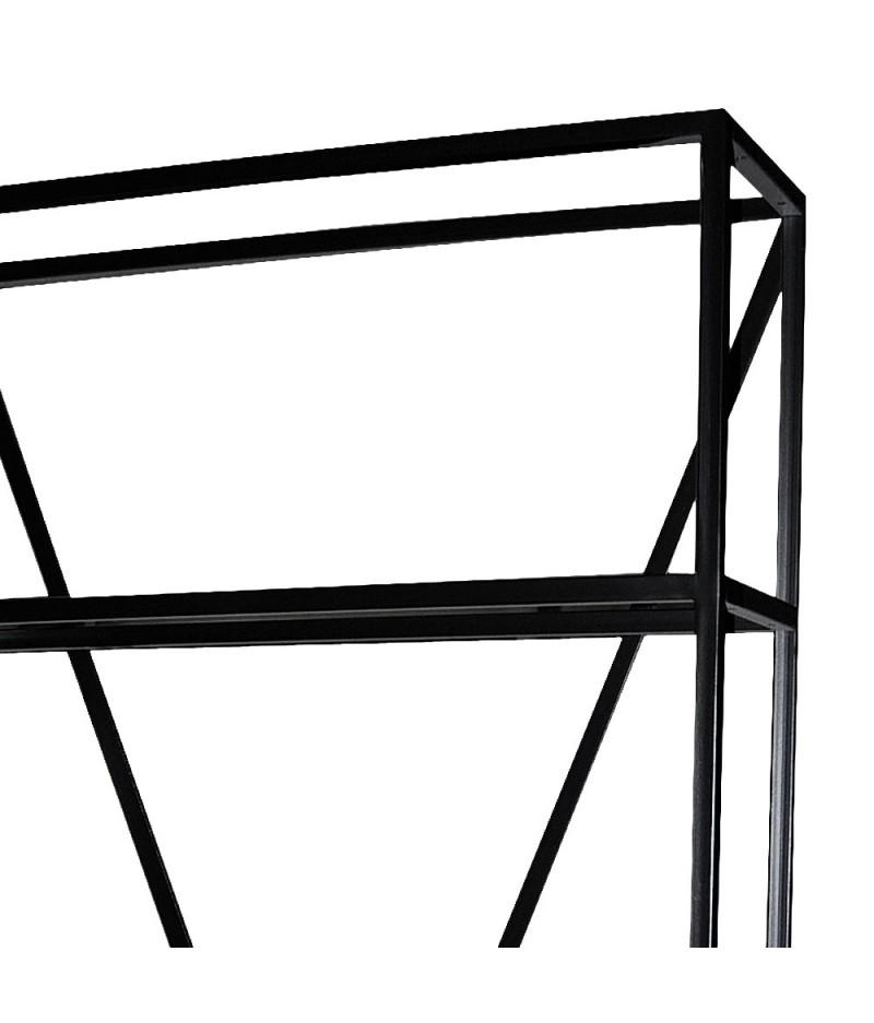 Stolik nocny konsola industrialna nogi stołowe podstawy stołu