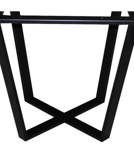 Nogi metalowe do stołu ,  podstawa stołowa , stelaż do stołu , rama stalowa