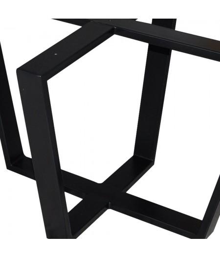 Industrialna rama stelaż nogi do stołu podstawa stołowa nogi stołowe